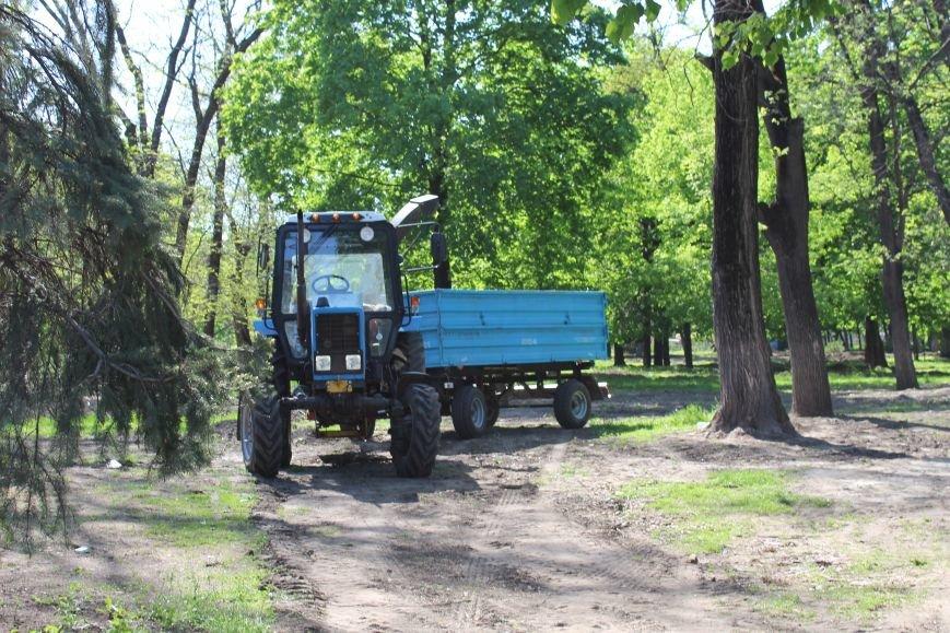«Незримые» работы в парке Каменского завершаются, фото-6