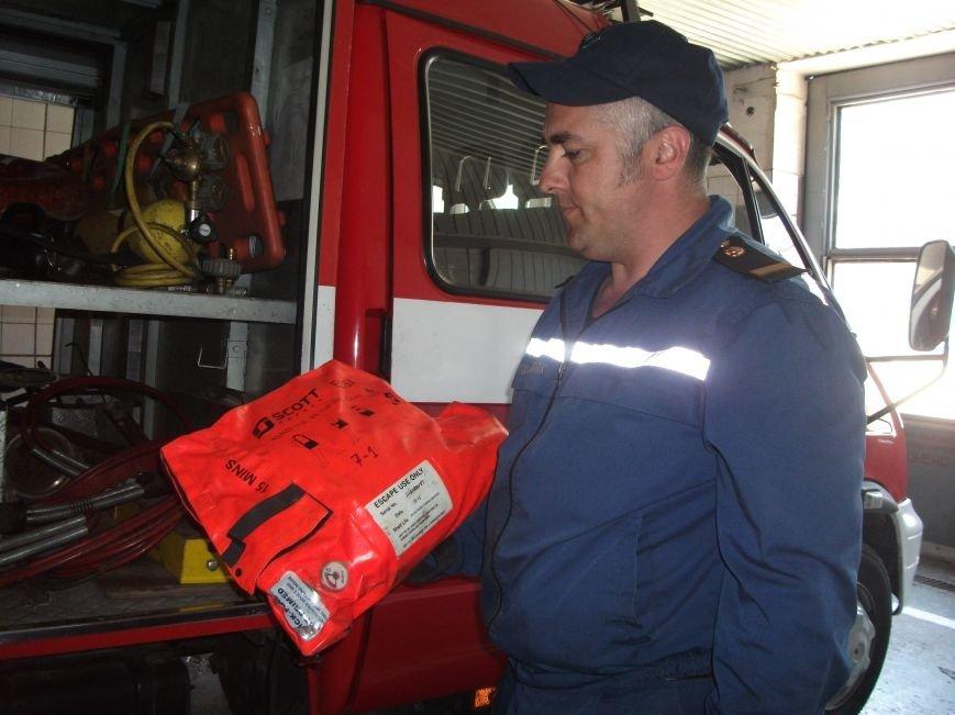 Спасатели Каменского: от материальности к безопасности, фото-3