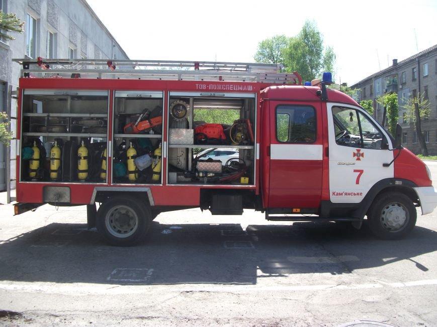Спасатели Каменского: от материальности к безопасности, фото-5