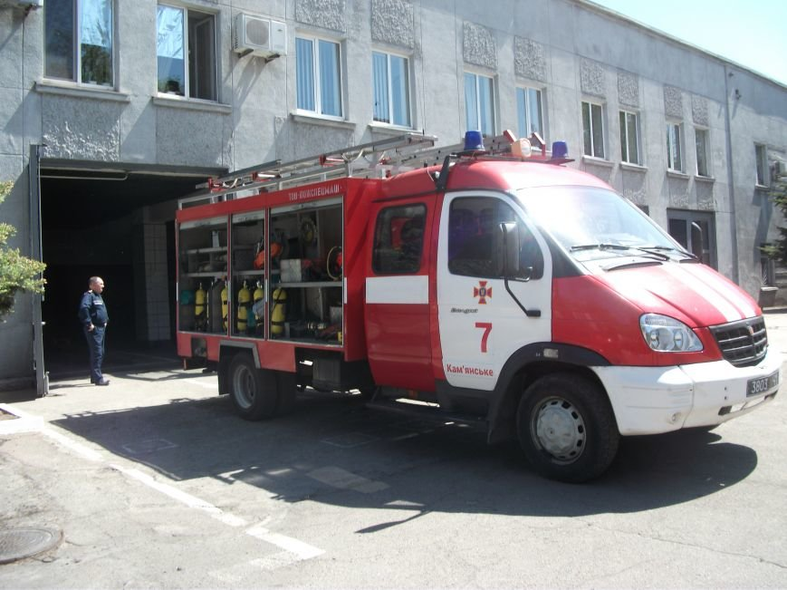 Спасатели Каменского: от материальности к безопасности, фото-6