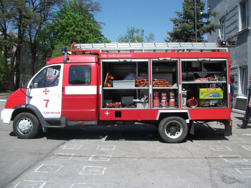 Спасатели Каменского: от материальности к безопасности, фото-4