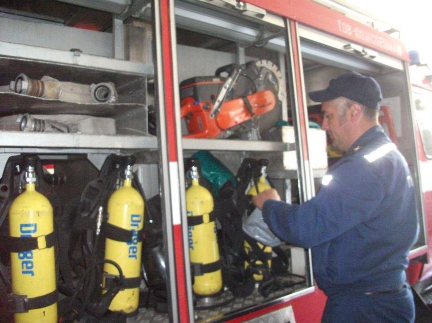 Спасатели Каменского: от материальности к безопасности, фото-1