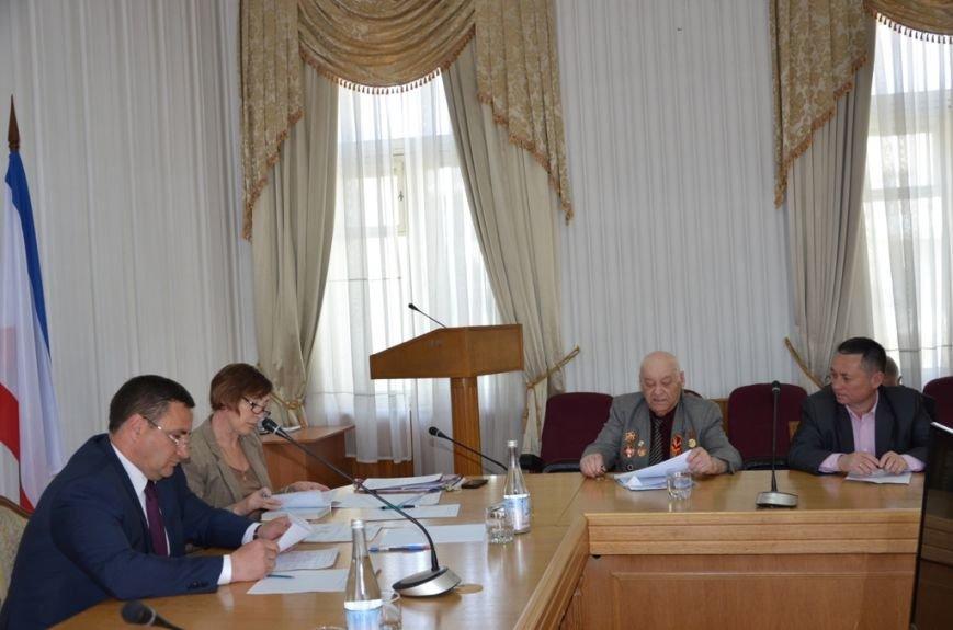 Андрей Ростенко провел прием граждан (4)