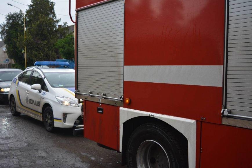"""В Ужгороді патрульні разом із пожежниками ловили """"неграмотних"""" водіїв: фото, фото-4"""