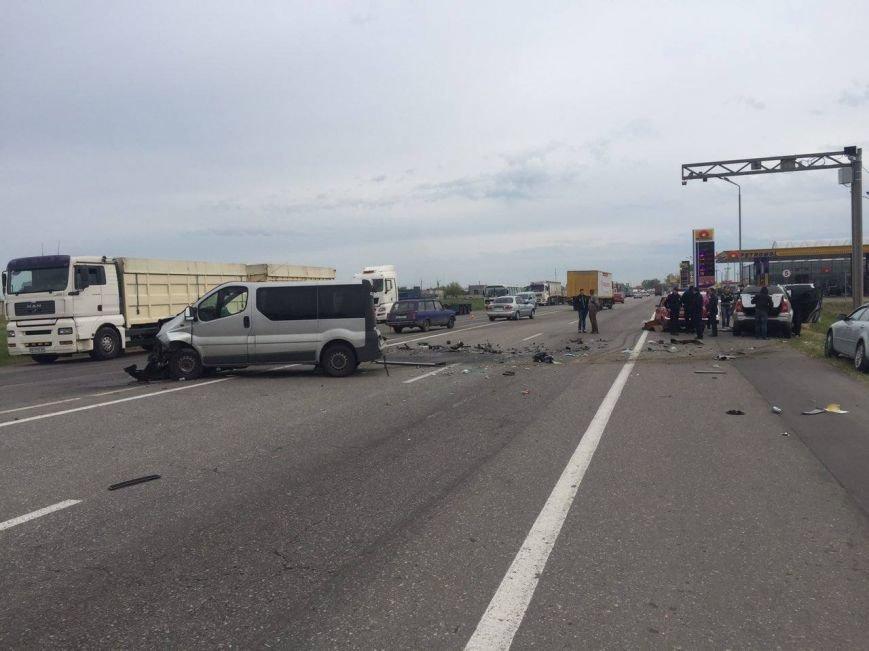 Страшная авария из четырех авто при въезде в Одессу унесла жизнь одного водителя (ФОТО), фото-5