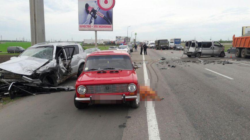 Страшная авария из четырех авто при въезде в Одессу унесла жизнь одного водителя (ФОТО), фото-2