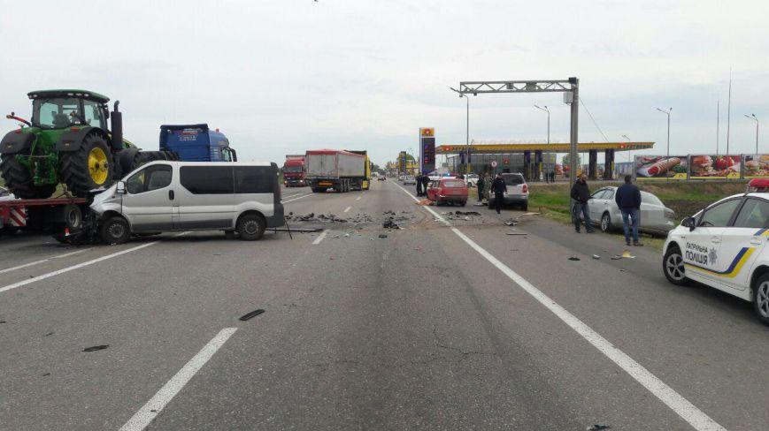 Страшная авария из четырех авто при въезде в Одессу унесла жизнь одного водителя (ФОТО), фото-4