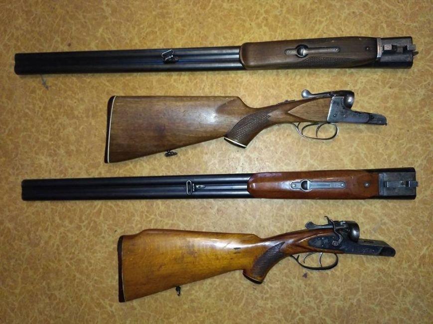 За кражу оружия вор понесёт уголовную ответственность, а пострадавший - административную (ФОТО), фото-2