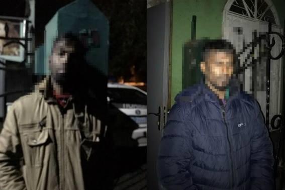 В Ужгороді на Грушевського поліція затримала відразу 8-х нелегалів із мріями про Швейцарію: фото, фото-3