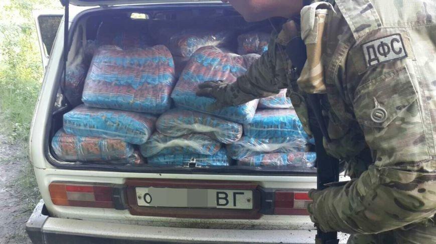 На Луганщине «фантомовцы» задержали более полутонны кондитерского мака, фото-1