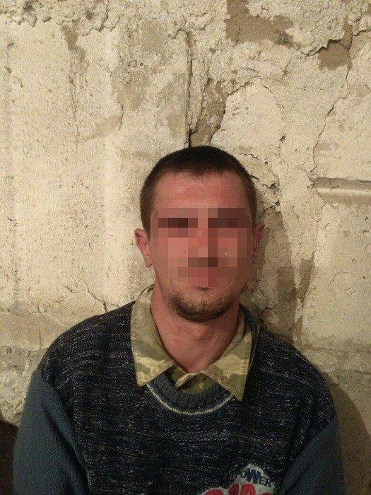 """Задержанный боевик """"Призрака"""" должен был обстрелять блокпост украинских военных - СБУ, фото-1"""