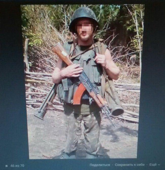 """Задержанный боевик """"Призрака"""" должен был обстрелять блокпост украинских военных - СБУ, фото-2"""