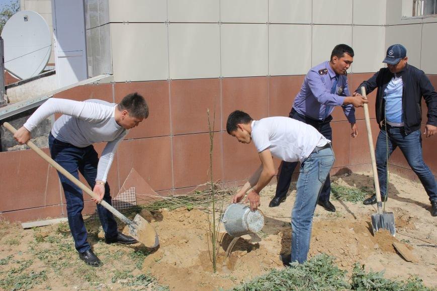УВД города Жанаозен готовится к празднованию 25-летия казахстанской полиции, фото-2