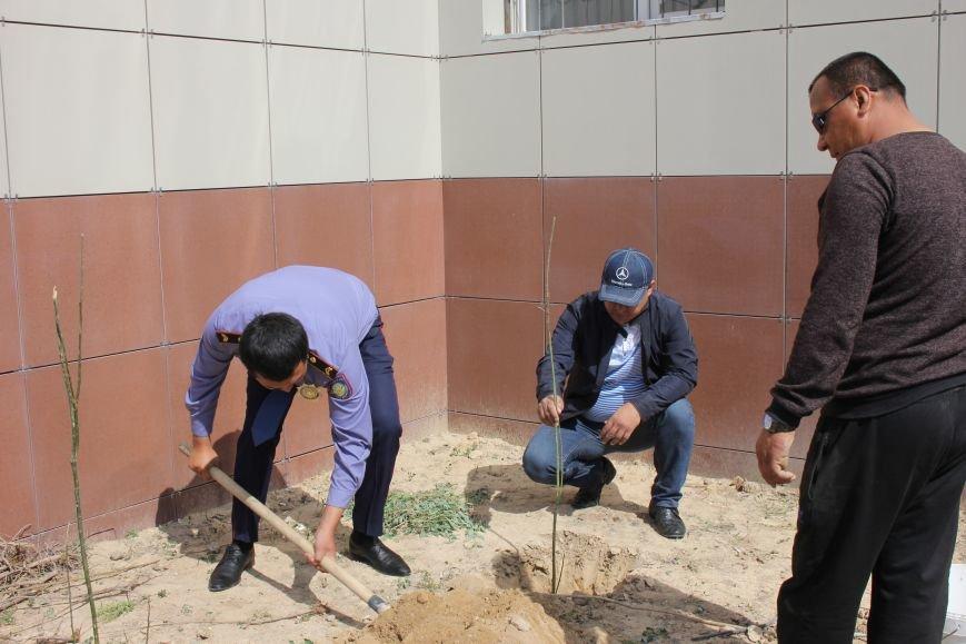 УВД города Жанаозен готовится к празднованию 25-летия казахстанской полиции, фото-1
