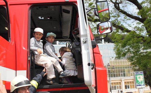 Силовики и спасатели продемонстрировали мощь в одесском парке (ВИДЕО, ФОТО), фото-10