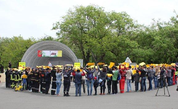 Силовики и спасатели продемонстрировали мощь в одесском парке (ВИДЕО, ФОТО), фото-14