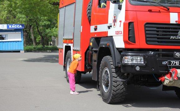 Силовики и спасатели продемонстрировали мощь в одесском парке (ВИДЕО, ФОТО), фото-5