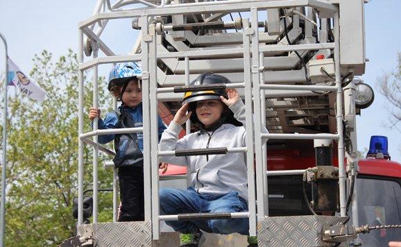 Силовики и спасатели продемонстрировали мощь в одесском парке (ВИДЕО, ФОТО), фото-7