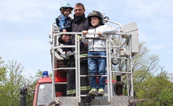 Силовики и спасатели продемонстрировали мощь в одесском парке (ВИДЕО, ФОТО), фото-6