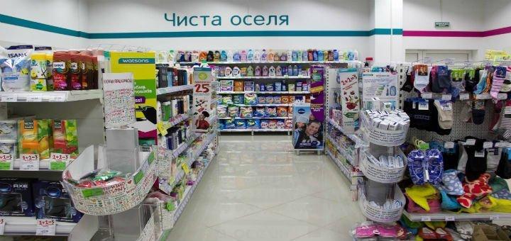 """У центрі Ужгорода шанувальниця косметики спочатку обікрала """"Простор"""", а потім - """"Ватсонс"""", фото-1"""