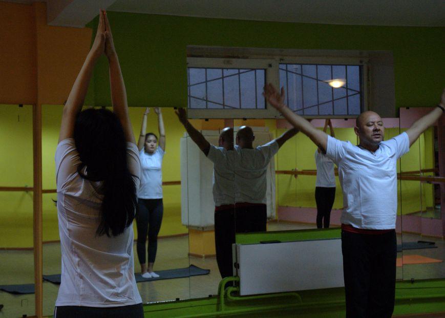 Жители Актау стали участниками йога марафона, фото-3
