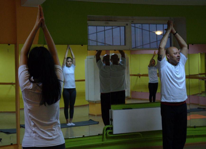 Жители Актау стали участниками йога марафона, фото-5