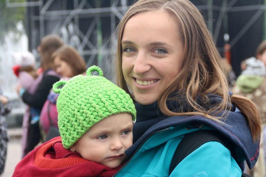 У центрі Львова відбувся слінгопарад: фоторепортаж, фото-1