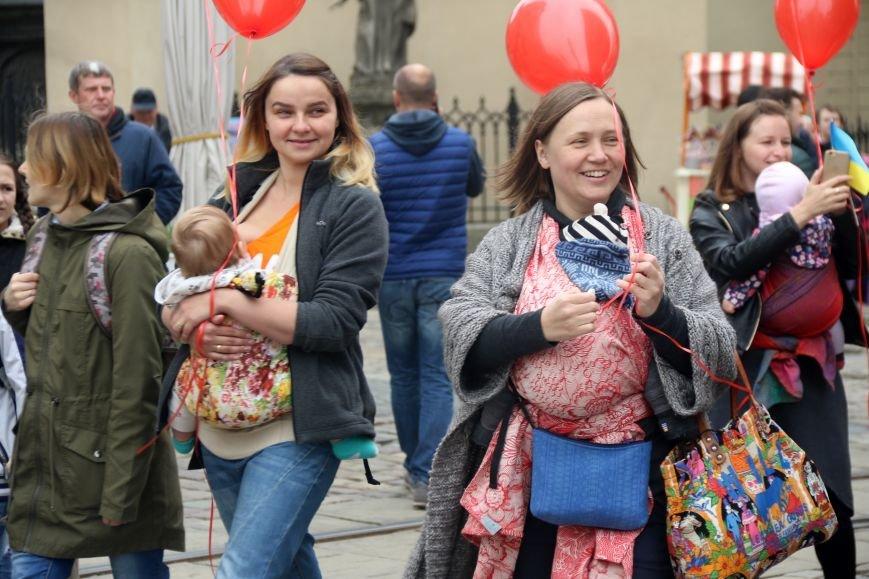 У центрі Львова відбувся слінгопарад: фоторепортаж, фото-8