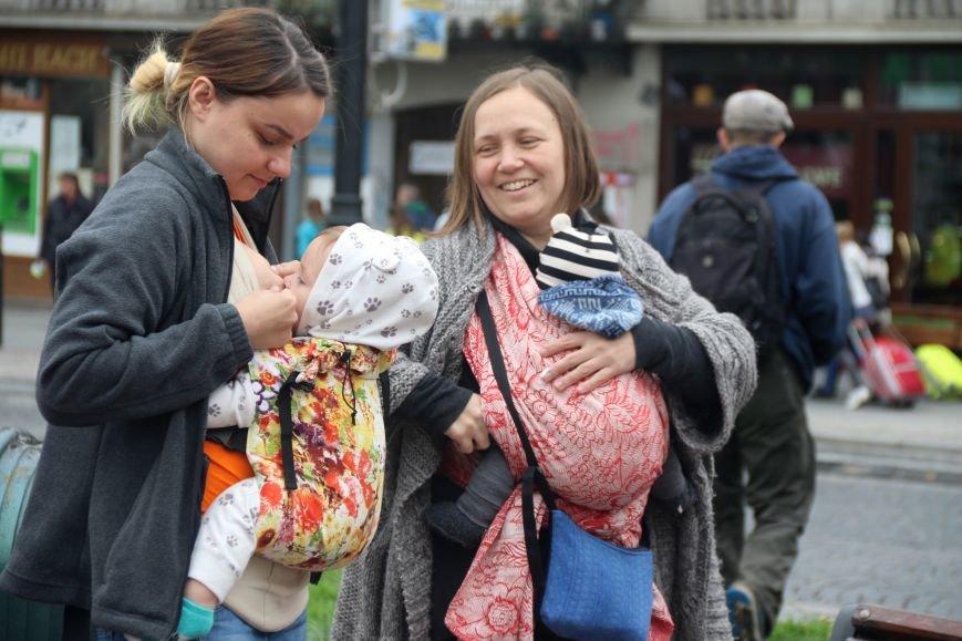 У центрі Львова відбувся слінгопарад: фоторепортаж, фото-3