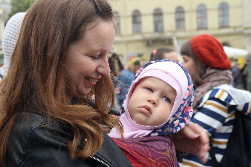 У центрі Львова відбувся слінгопарад: фоторепортаж, фото-2