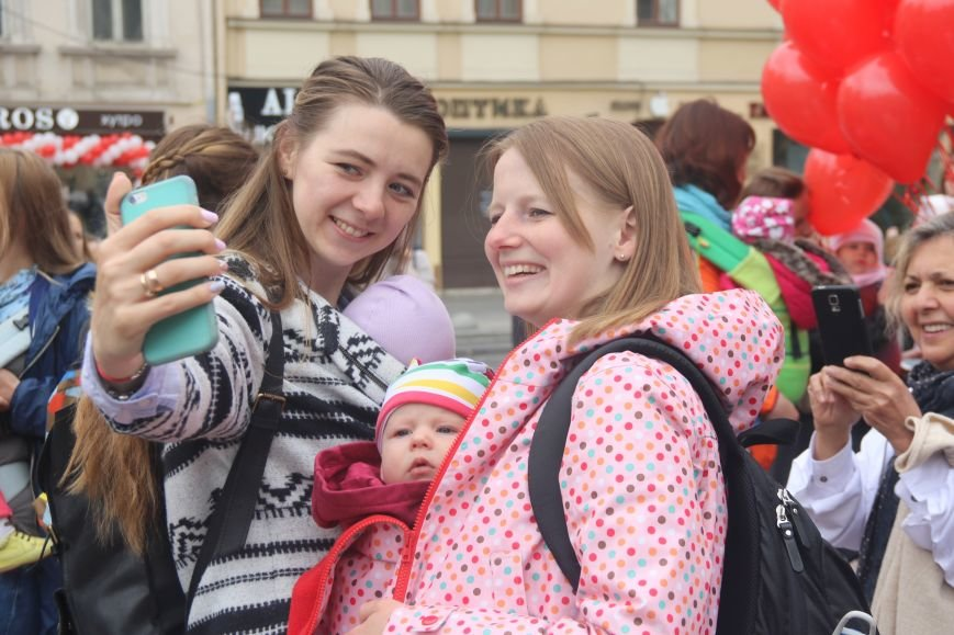 У центрі Львова відбувся слінгопарад: фоторепортаж, фото-6