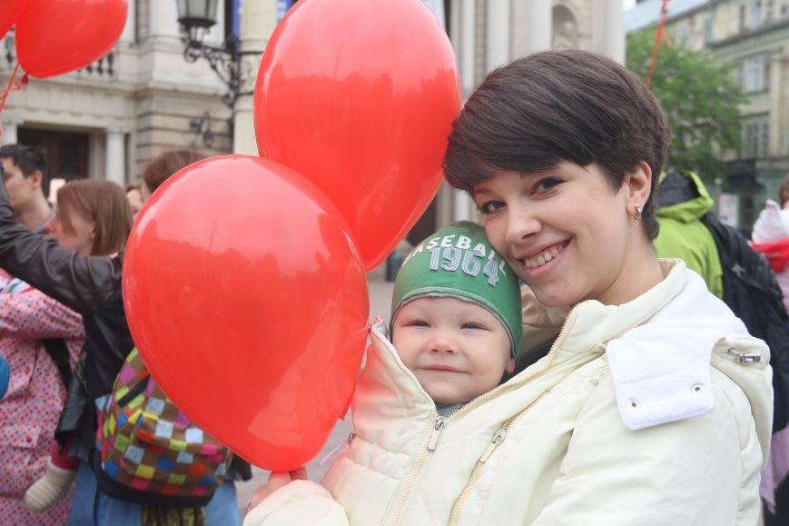 У центрі Львова відбувся слінгопарад: фоторепортаж, фото-5