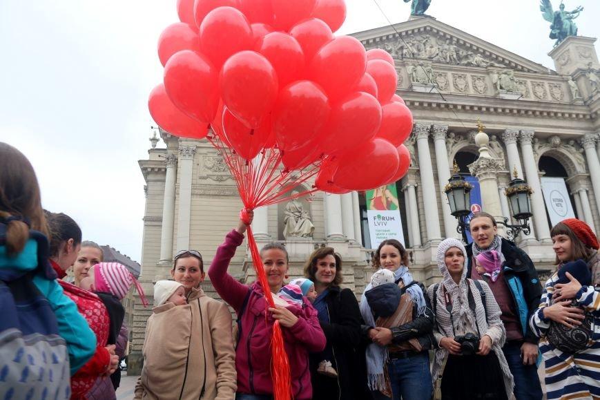 У центрі Львова відбувся слінгопарад: фоторепортаж, фото-4