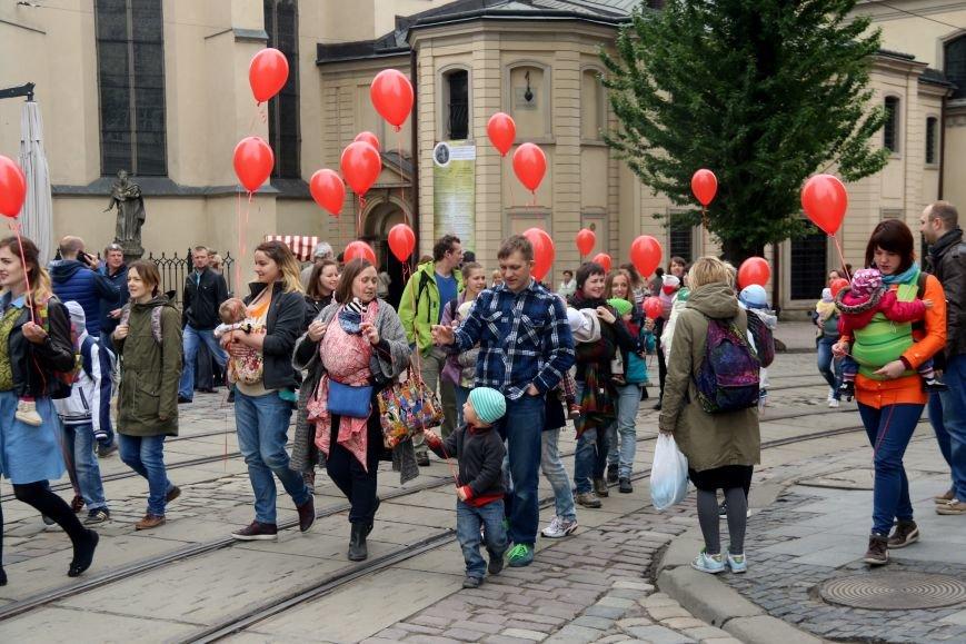 У центрі Львова відбувся слінгопарад: фоторепортаж, фото-7