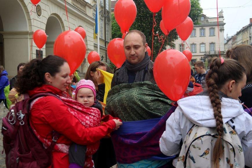 У центрі Львова відбувся слінгопарад: фоторепортаж, фото-11