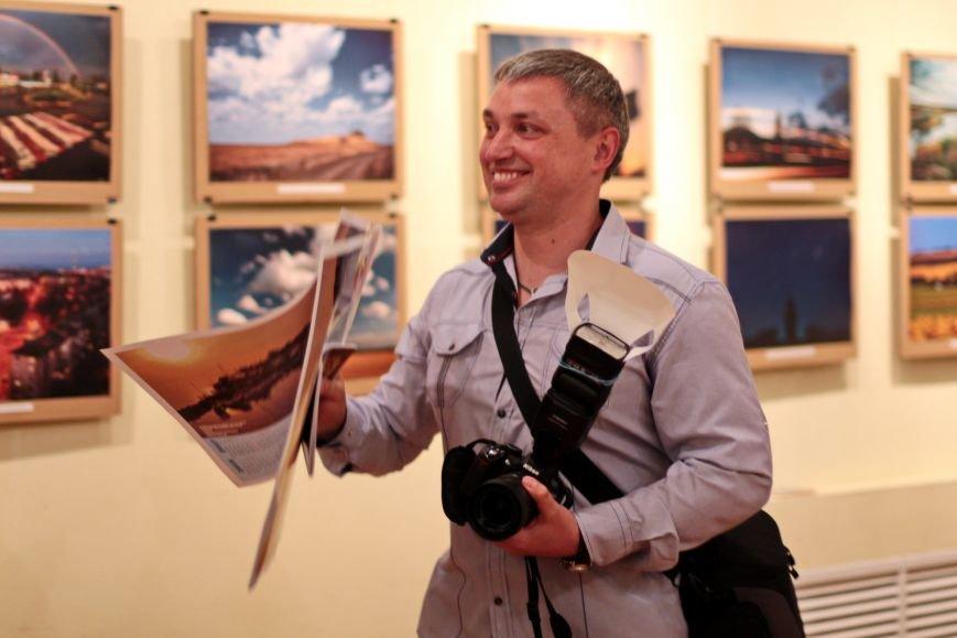 Открытие фотовыставки в Никополе, фото-7