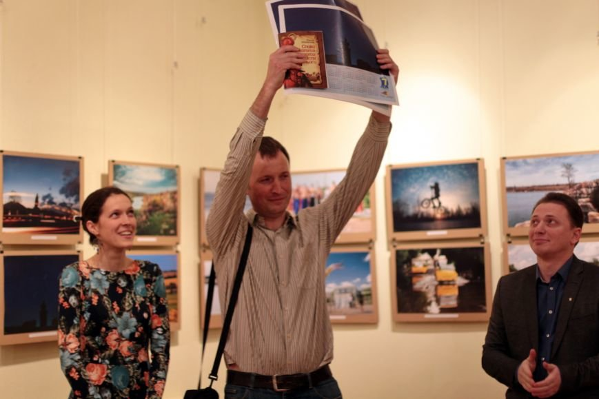 Открытие фотовыставки в Никополе, фото-8