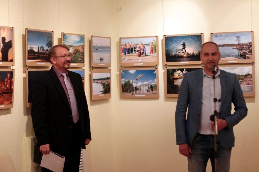 Открытие фотовыставки в Никополе, фото-2