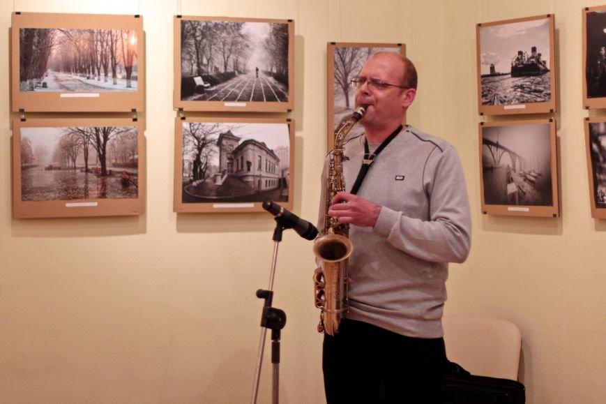 Открытие фотовыставки в Никополе, фото-4