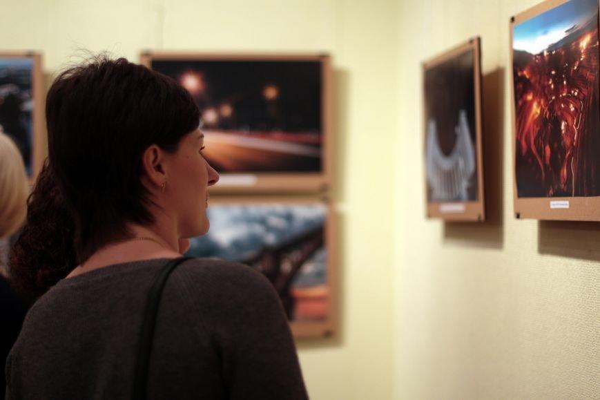 Открытие фотовыставки в Никополе, фото-1