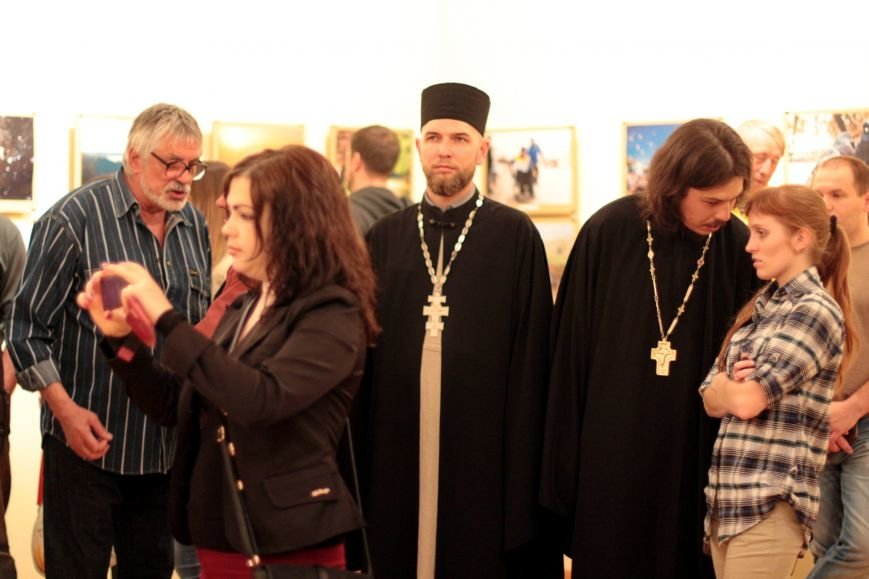 Открытие фотовыставки в Никополе, фото-3