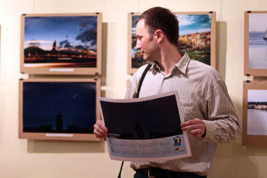 Открытие фотовыставки в Никополе, фото-12