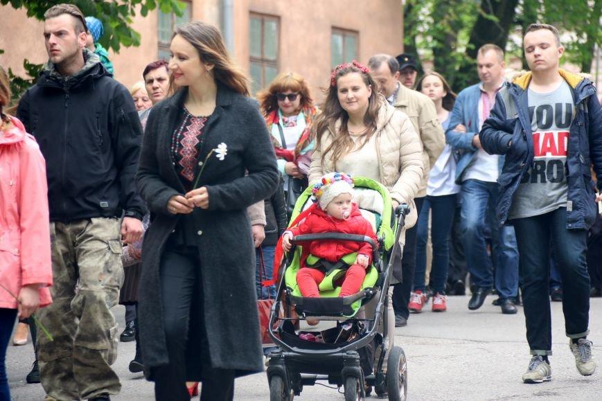У Львові відбулась хода до Дня матері: фоторепортаж, фото-5