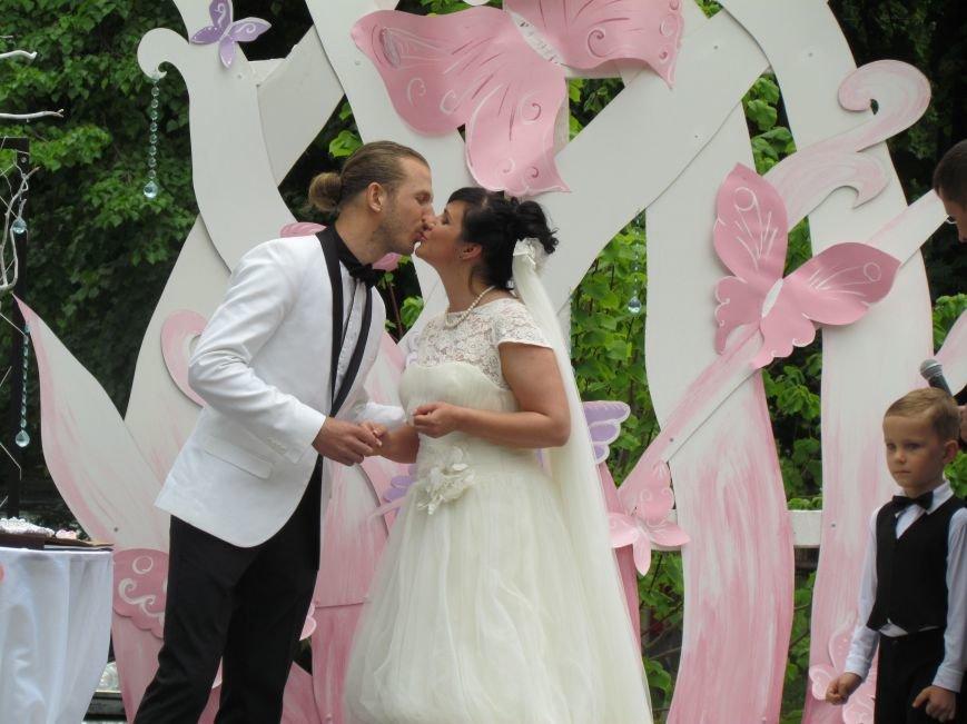 Павлоградские невесты устроили дефиле, фото-6