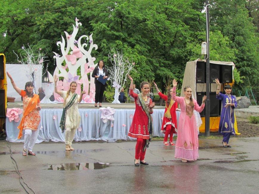Павлоградские невесты устроили дефиле, фото-4