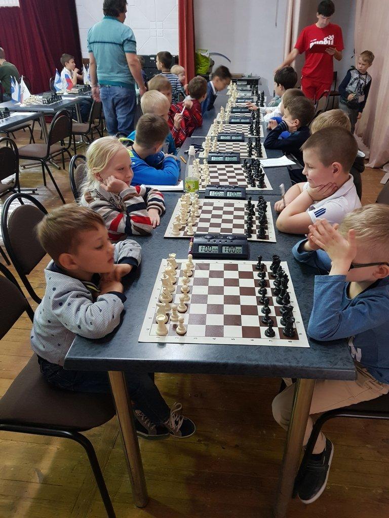 Определились победители турнира «Шахматный полуостров» (9)