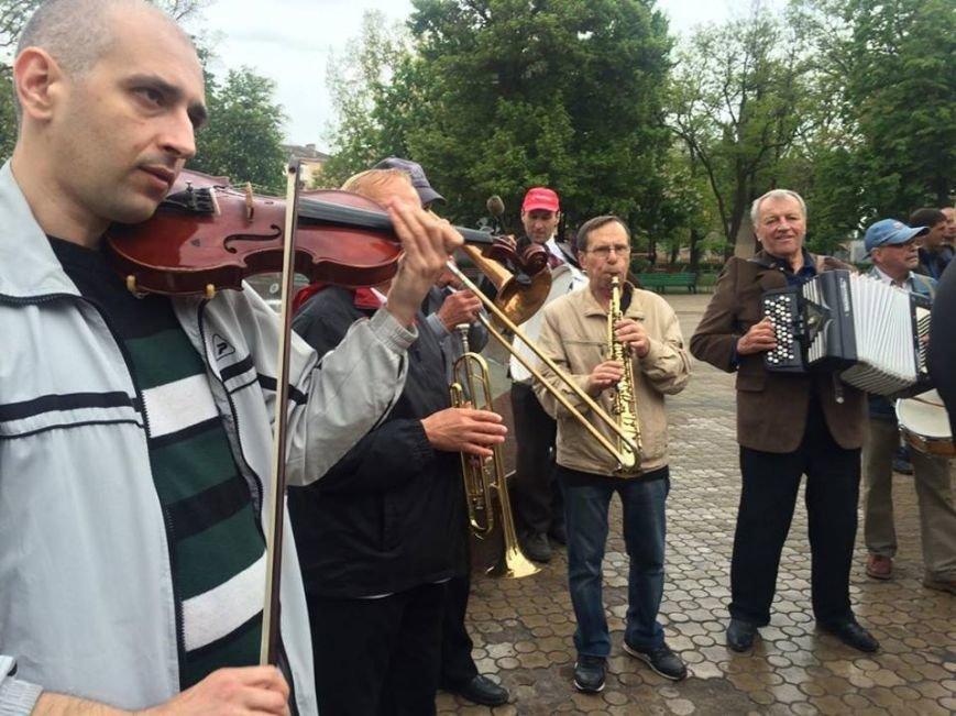 В Мариуполе еврейская община провела парад (ФОТО, ВИДЕО), фото-6