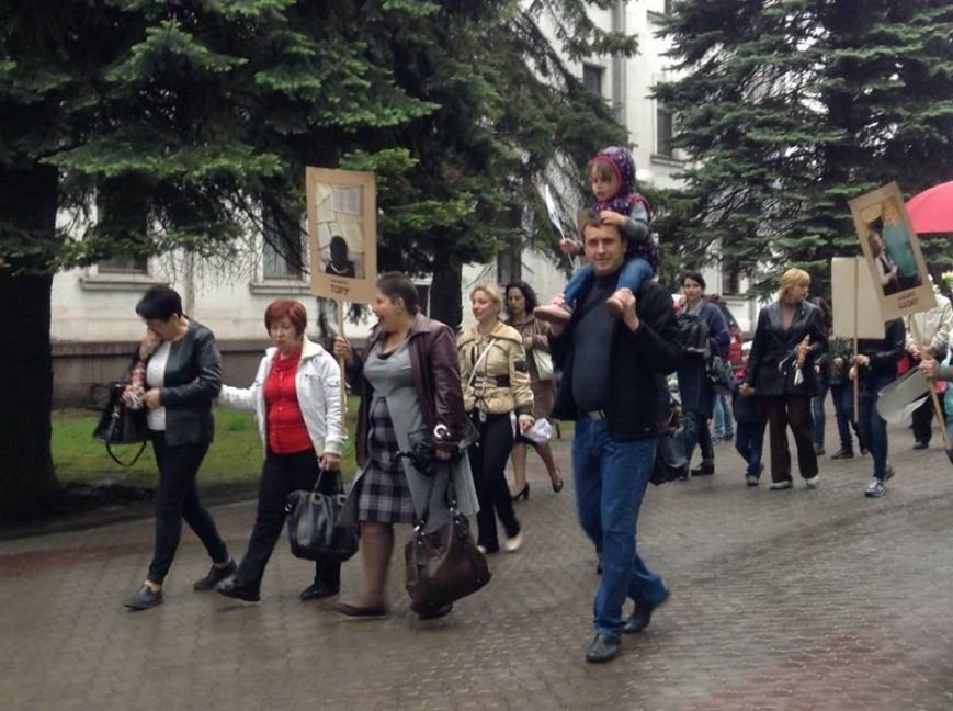 В Мариуполе еврейская община провела парад (ФОТО, ВИДЕО), фото-4