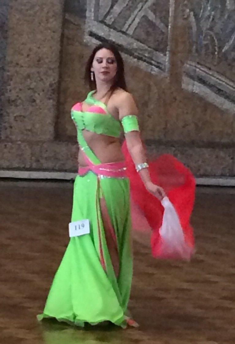 Ульяновские мастерицы восточного танца стали лучшими. ФОТО, фото-3