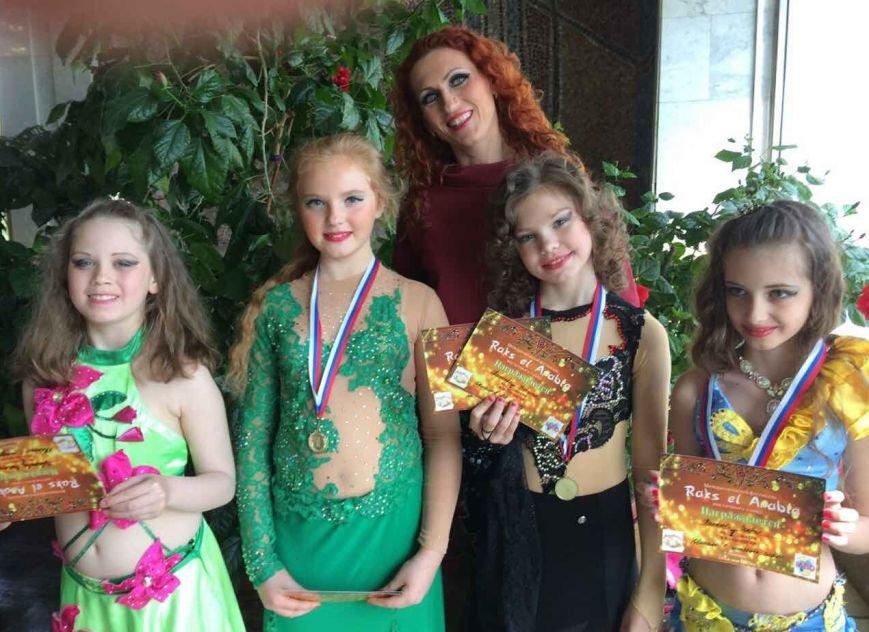Ульяновские мастерицы восточного танца стали лучшими. ФОТО, фото-1